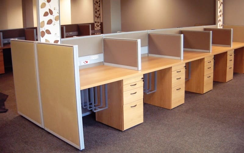 Flexible modular workstation benefits for your office Environment