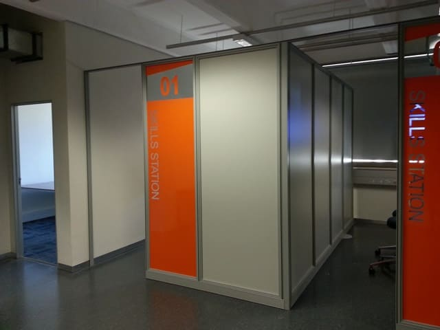 Covid-19 Compliant Commercial Space thats relocatable