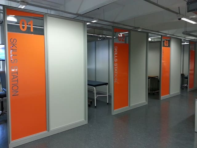 Covid-19 Compliant Commercial Space thats removable